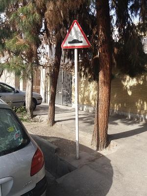 آخرین نرخ ساخت تابلوهای ترافیکی شهری در بازار